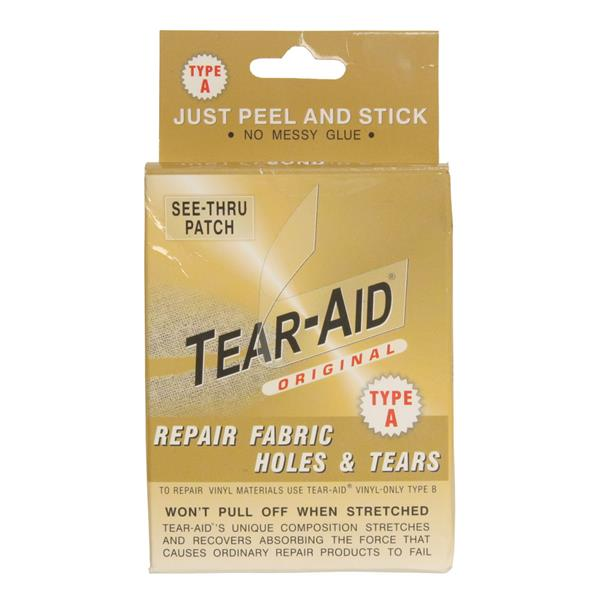 1980R Tear-Aid  Tear-Aid Patch Rull - Type A Roll box