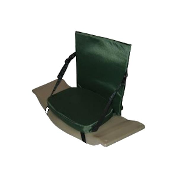 2709 Crazy Creek  Crazy Creek Canoe Chair Bærbar kano stol
