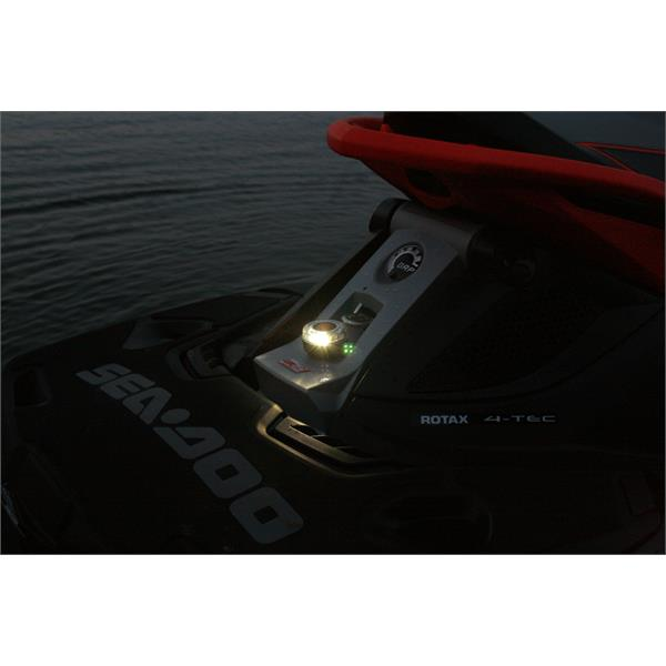 2276 Navi Safe 1040003 Navilight NAVI Tricolor 2NM MAGNET Navisafe lanterne Red/Green/White