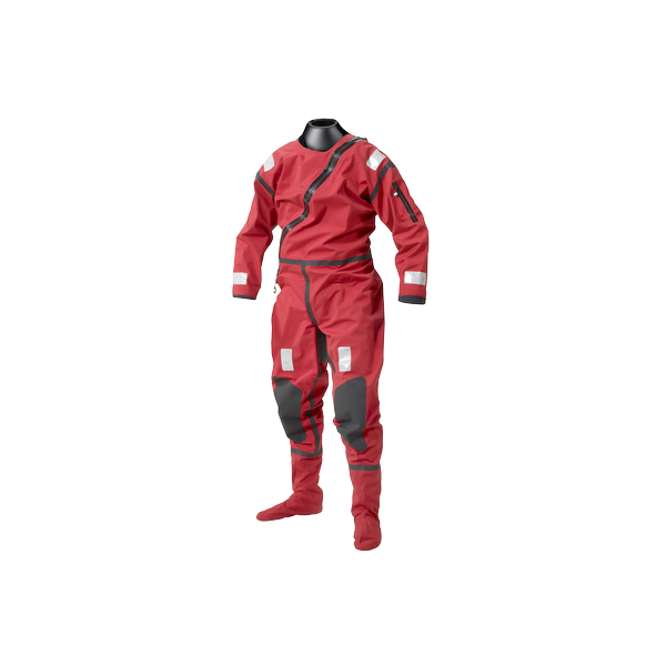 7470 AWS4TX Red XL Ursuk  Ursuit AWS Drysuit Men Red XL Inkl hood, lue, bag, hansker