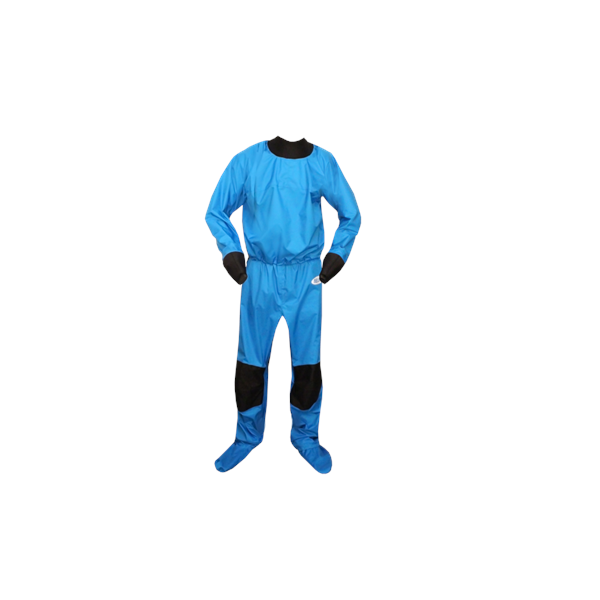 BEDSAIR-Blue-L Artistic  Artistic Air Drysuit Blue L Unisex lett tørrdrakt med Zip under