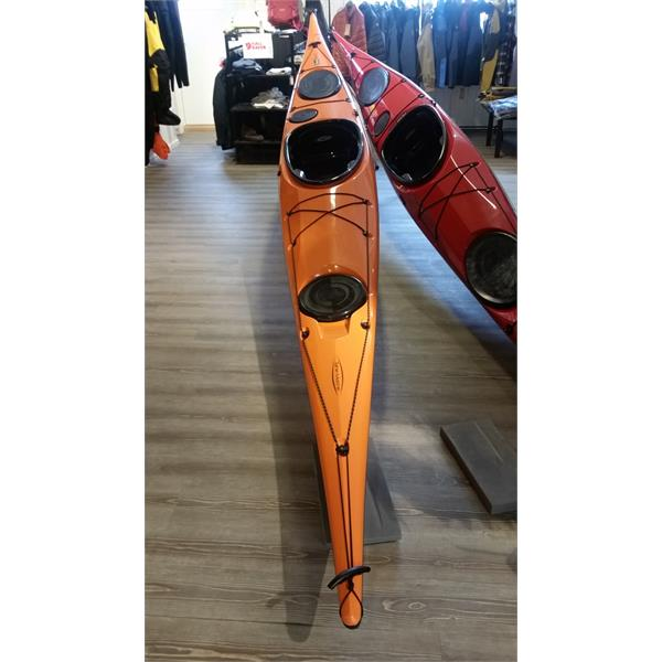 RM-LC-OUT-RS-O/BK/W Tahe Marine RM-LC Tahe Reval Mini LC RS Orange/Black/White Outdoor RS (Rudder/Skeg)