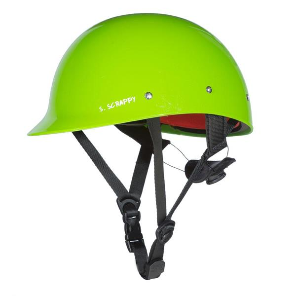 SRSUPGR Shred Ready  Shred Ready Super Scrappy Flash Green Vannsport og kajakkhjelm