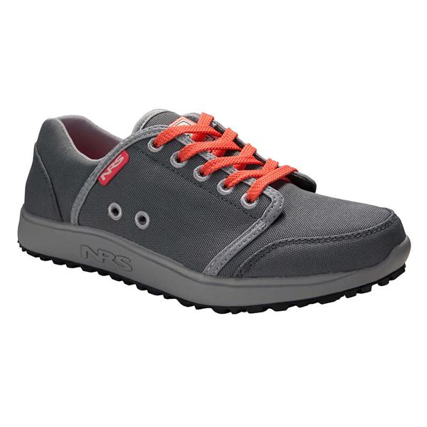 30044.02.105 NRS  NRS Crush Water Shoe Women Grå 8.5 Superlette tur- og vannsport sko