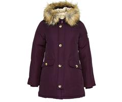 91efa825 Miss Smith Jacket Burgundy - Tequila Sports Beyond AS