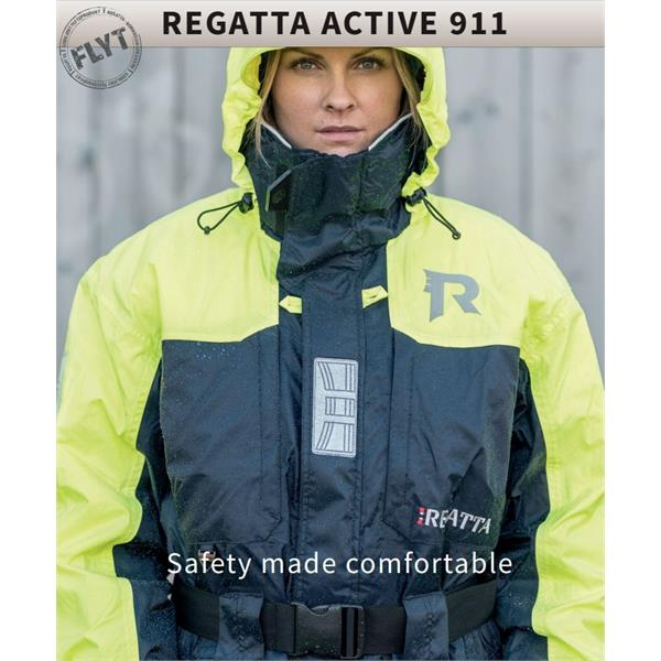 3911-XL Regatta  REGATTA ACTIVE Flytedress XL Flytedrakt for maritimt bruk