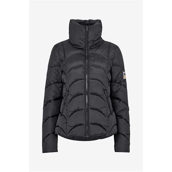 10635900004 Svea  Alissa Jacket Sort M