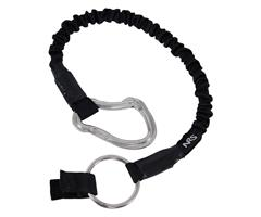"50005.01.100 NRS  NRS Tow Tether Cow tail 33"" 84cm Taueline/karabiner/O-ring"